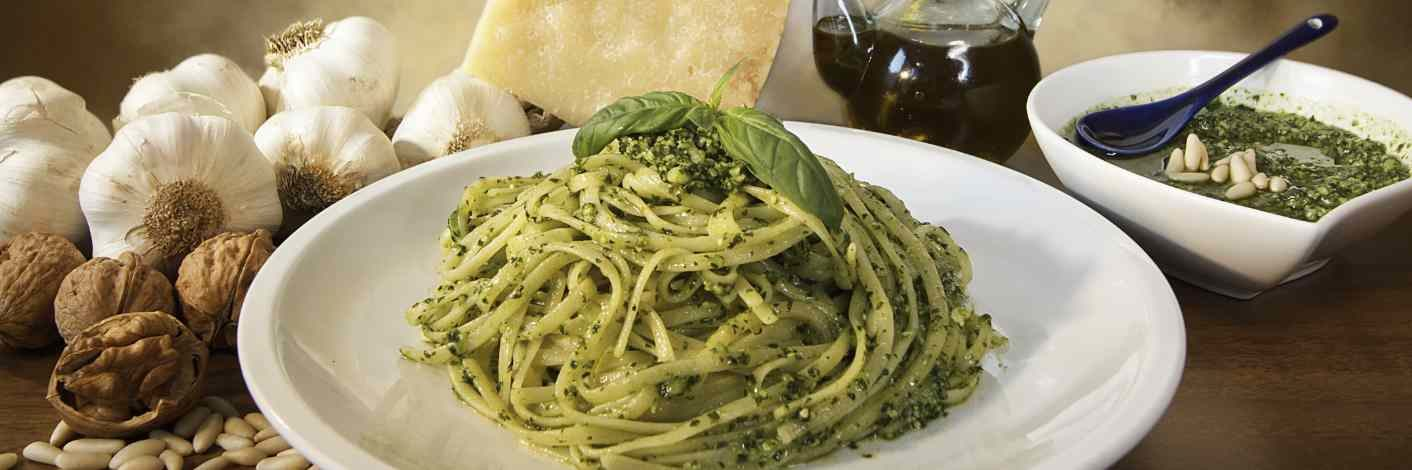 Spaghetti al Olio